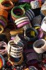 Indonesia, Bali, Kabedaten Gianyar, colorful jewelry — Fotografia de Stock