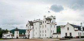 Regno Unito, Scozia, Perth e Kinross, Blair Atholl, Blair Castle — Foto stock