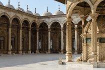 Єгипет, Каїр, Каїр, Цитадель з алебастр мечеть — стокове фото
