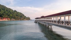 Malaysia, Terengganu, Kuala Besut, Coral Bay on Perhentian Kecil Island - foto de stock