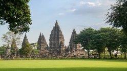Indonesia, Daerah Istimewa Yogyakarta, Kabul Sleman, Prambanan Temple in Central Java — Stockfoto