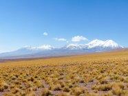 Chile, Region Antofagasta, El Loa, San Pedro de Atacama, Bergpanorama — Stockfoto
