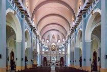 Cuba, Santiago de Cuba, El Cobre, Basílica del Cobre no interior de Santiago de Cuba — Fotografia de Stock