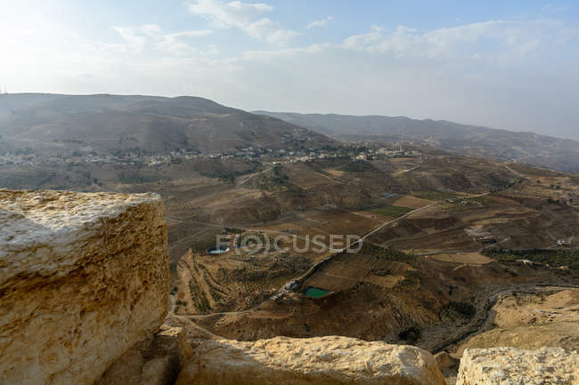 Jordan, Karak Governorate, Kerak, Crimean Kerk — Stock Photo