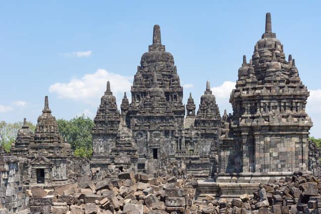 Індонезія, Ява Тенга, Клатен, храм Севу, буддійський храм — стокове фото