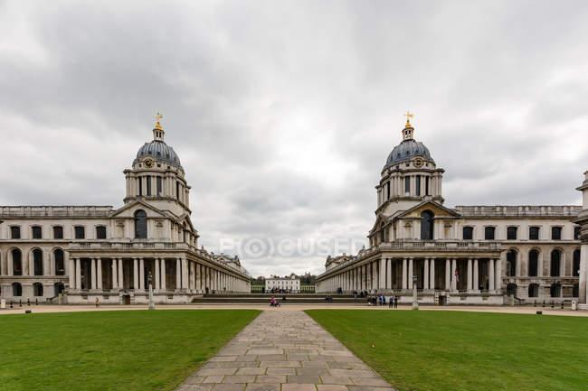Reino Unido, Inglaterra, Londres, Universidade de Greenwich — Fotografia de Stock