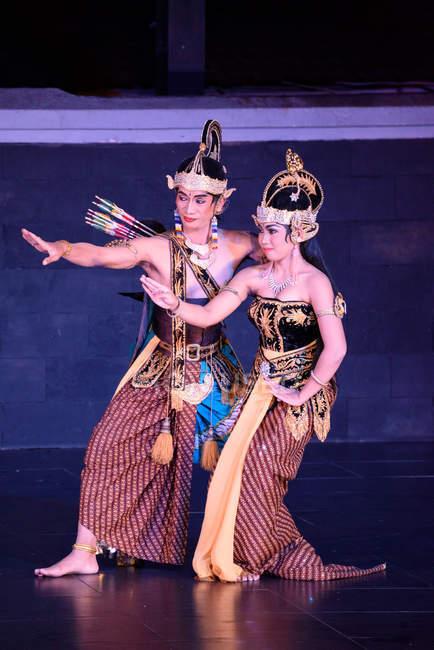 Індійський епос Рамаяна вистава в театрі Джок