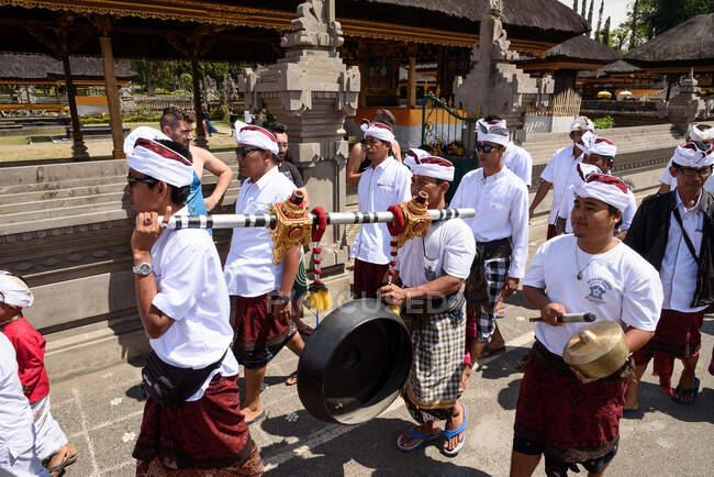 Indonesia, Bali, Kaban Tabanan, One of Bali's main attractions — Stock Photo