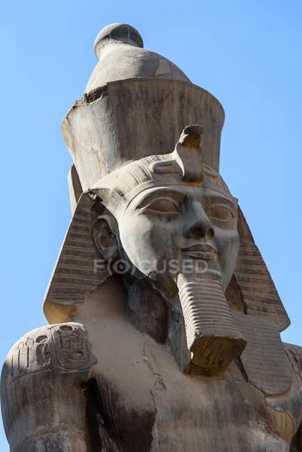 Єгипет, Луксор Gouvernement, Луксор, Луксорського храму, Всесвітньої спадщини ЮНЕСКО — стокове фото