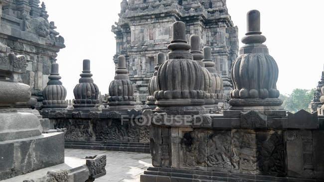 Indonésie, Jawa Tengah, Magelang, Temple Prambanan dans le centre de Java — Photo de stock
