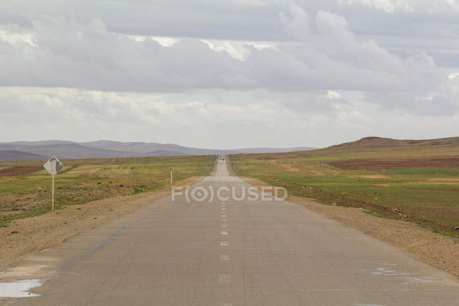 Mongolia, Tov, Bayan-Unjuul, On way to hinterland — Stock Photo