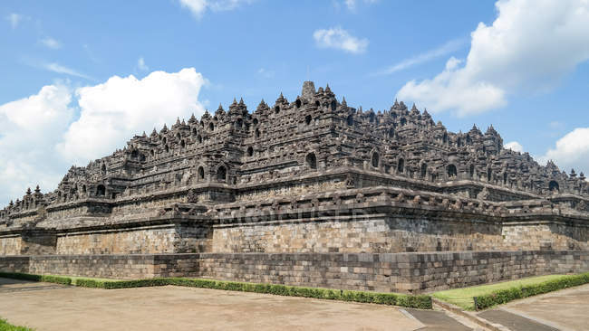 Indonesia, Daerah Istimewa Yogyakarta, Kabul Sleman, Prambanan Temple on Central Java — Stockfoto