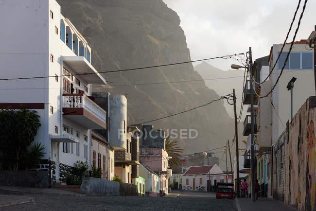 Cabo Verde, Santo Antão, Ponta do Sol, Costa de Santo Antão — Fotografia de Stock