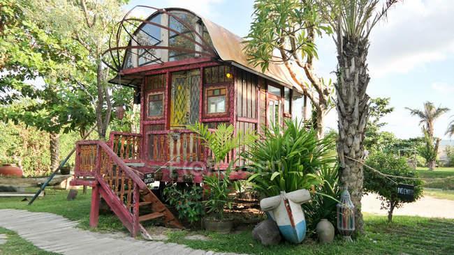 Indonesia, Bali, Kabudaten Badung, La Laguna Beach Club Bali — Stock Photo