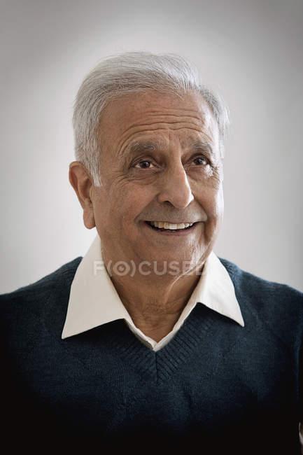 Happy man looking away — Stock Photo