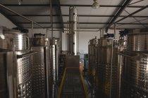 Винный ликеро-водочный завод — стоковое фото