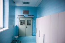 Vue intérieure de la salle d'opération à l'hôpital — Photo de stock