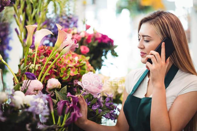 Resultado de imagen de floristeria telefono