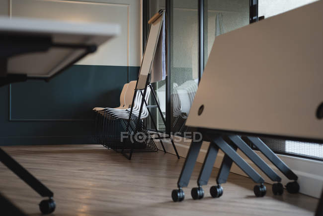 Intérieur de bureau vide — Photo de stock
