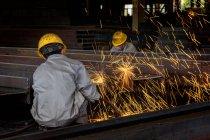 Фабрика в Чунцин - Сіті (Китай). — стокове фото