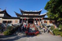 Yamadera est de la ville de Dapeng dans la ville de Shenzhen, province de Guangdong, Chine — Photo de stock