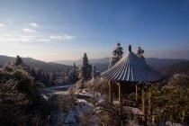 Malerischer Blick auf die Yangming-Berge in der Provinz Hunan, China — Stockfoto