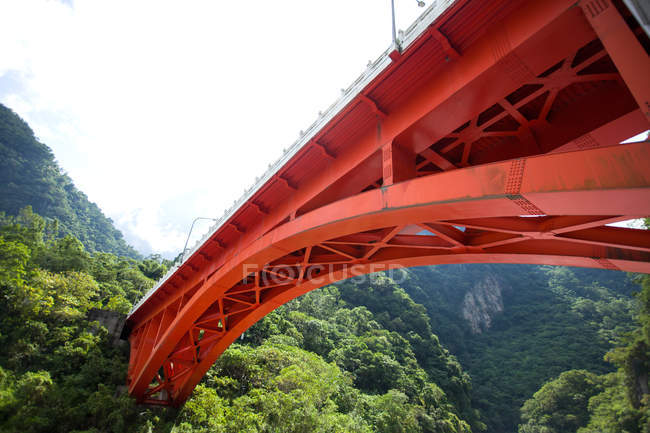 Tailuge National Forest Park di Hualian a Taiwan — Foto stock