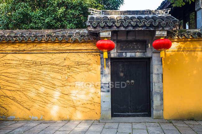 Ancient town, Wuxi Province, Jiangsu Province, China — Stock Photo