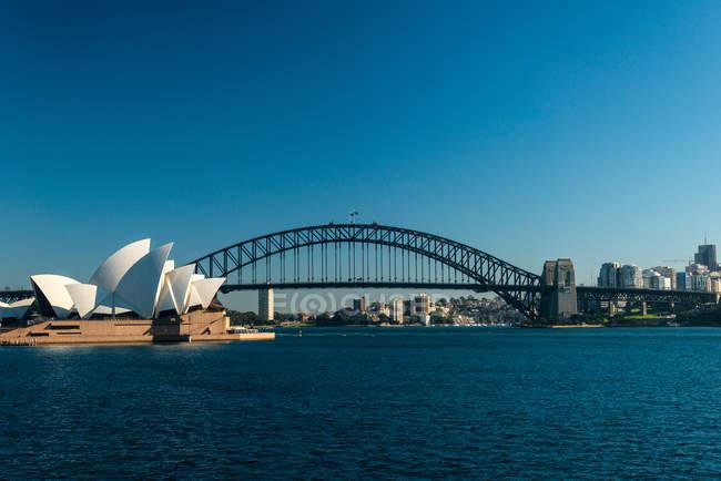 Famous Sydney Opera House During Daytime, Australia — Stock Photo