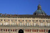 Palazzo Archiginnasio, Bologna, Emilia Romagna, Italia — Foto stock