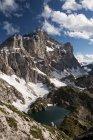 Civetta Group, Доломитовые Альпийфы, Венето, Италия — стоковое фото