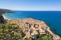 Cattedrale, Cefal, Sicilia, Italia, Europa — Foto stock