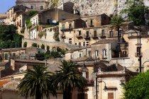 Ragusa, Sicilia, Italia, Europa - foto de stock