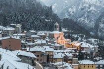 Perledo village, ostufer des comosees, lombardei, italien, europa — Stockfoto