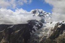 Glacier de la Brenva, Mont Blanc, Vallée d'Aoste, Italie, Europe — Photo de stock