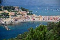 Sestri Levante, Ligury; Italy; Europe — Foto stock