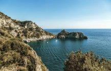 Conca dei Marini e Torre del Capo di Conca, Costiera Amalfitana, Campania, Italia, Europa — Foto stock