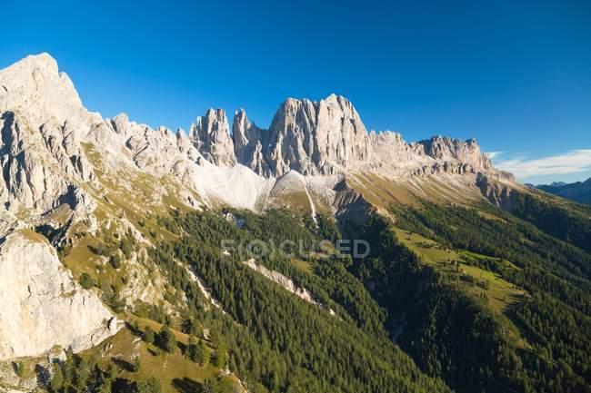 Catinaccio de Tires Valley, Trentin-Haut-Adige, Italie, Europe — Photo de stock