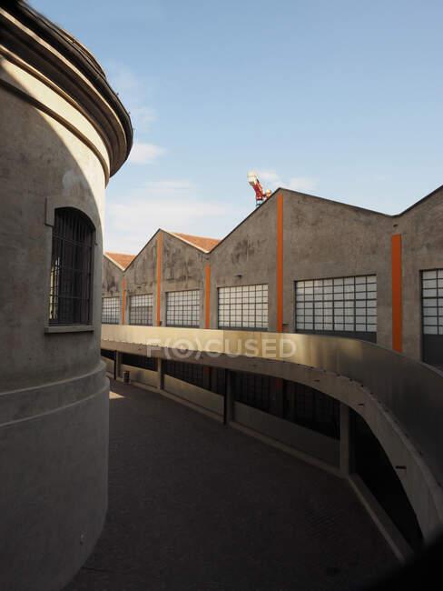 Фонд Fondazione Fabda, Милан, Лимбардия, Италия, Европа — стоковое фото