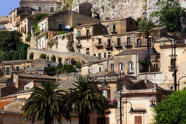 Ragusa, Sicily, Italy, Europe — Stock Photo