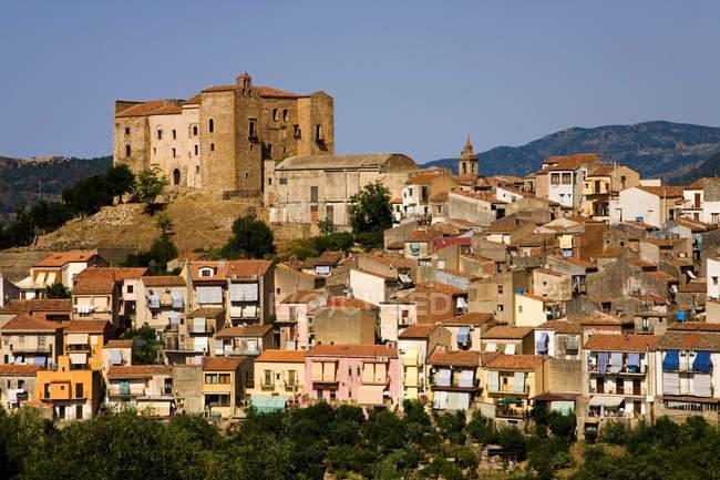 Феллайни, Кастельбуоно, Сицилия, Италия — стоковое фото