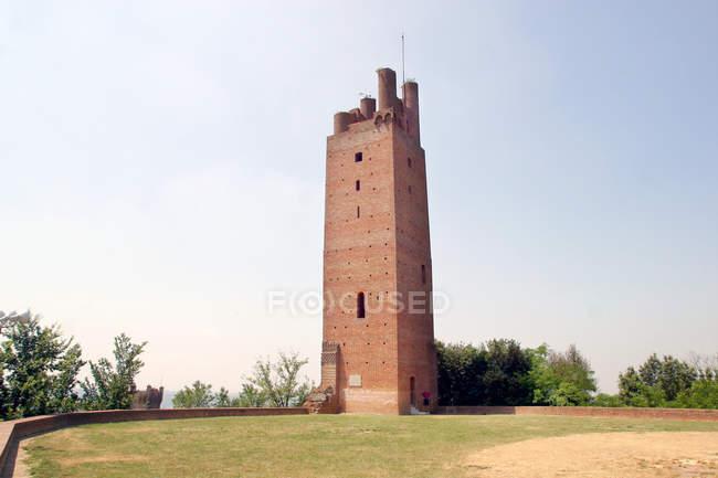 Федеріко II башта, Сан-Мініато, Тоскана, Італія — стокове фото