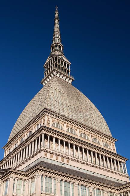 Mole Antonelliana, Torino, Piemonte, Italia, Europa — Foto stock