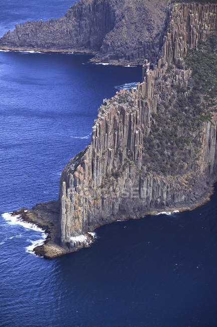 Cape Raoul Tasmania, Océan Austral, Australie — Photo de stock