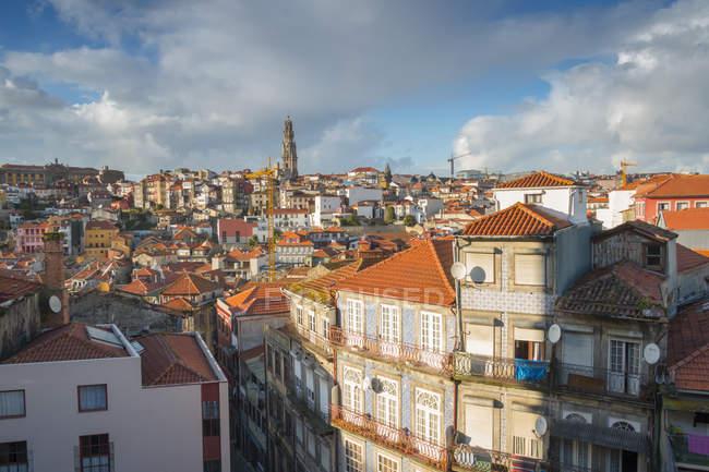 Порто-Старе місто, порту (порту), Португалія, Європа — стокове фото