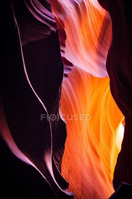 Antelope Canyon, Page, Arizona, United States of America, North America — Stock Photo