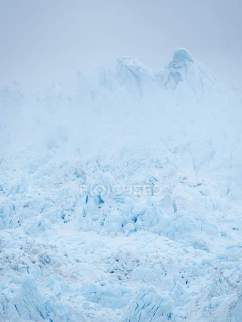Ghiacciaio Eqip (Eqip Sermia o Ghiacciaio Eqi) in Groenlandia. , Regioni polari, Danimarca, agosto — Foto stock