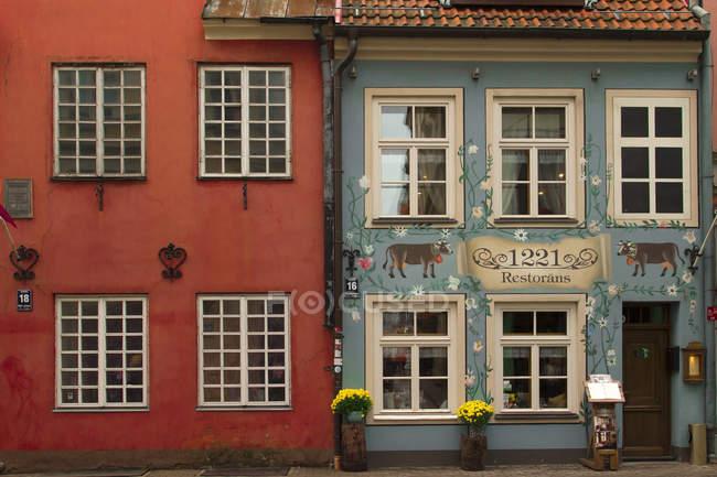 Riga, Old town, Latvia, Baltic States, Europe — Stock Photo
