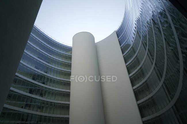 Residenza universitaria castiglioni, bocconi urban campus, costa zanibelli associati studio di architettura, Mailand, Lombardei, italien, europa — Stockfoto