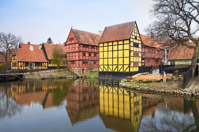 Tradizioni danesi, Aarhus, Jutland, Danimarca, Europa — Foto stock